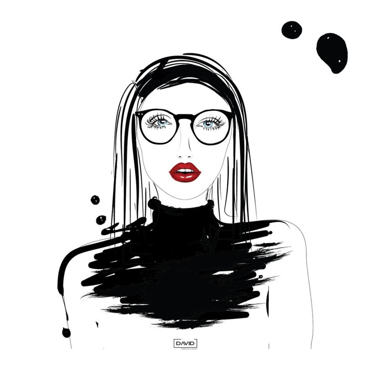 #fashionillustration #architect #portret #digital #sketch #illustration #visualart #romaniandesign #cosminadavid