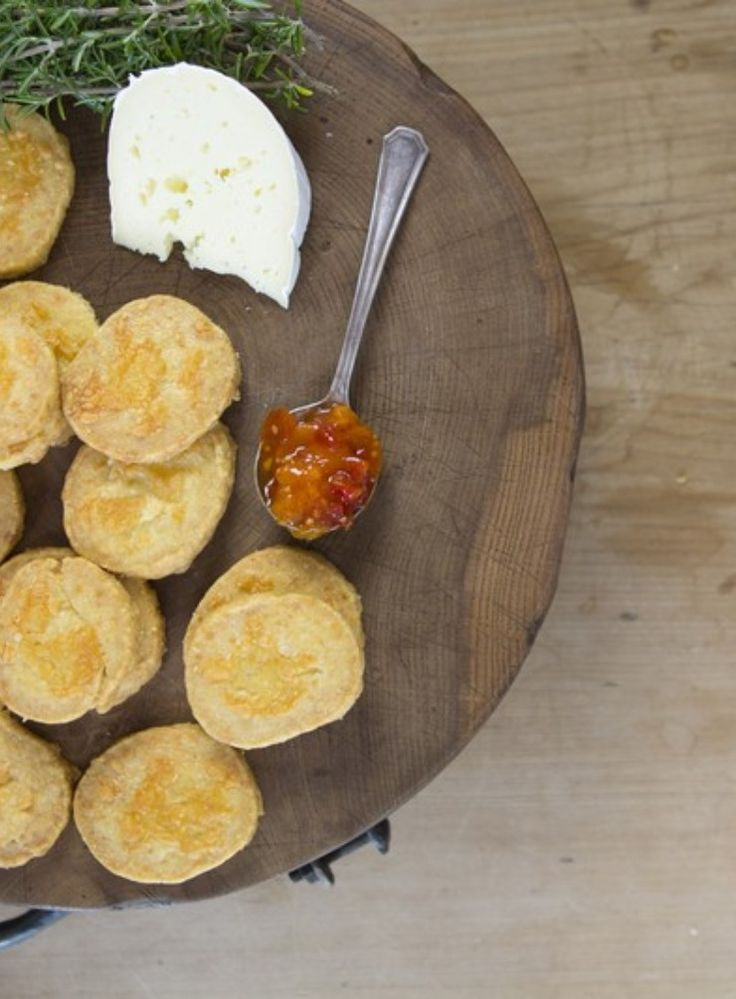 Jo Seagar's Cheese Biscuits