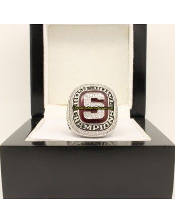 2013 Stanford Cardinal Football Rose Bowl Championship Ring