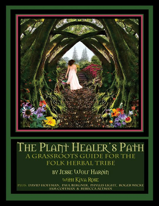 The Plant Healer's Path: A Manifesto for Herbalists. If you have been searching for the pulse of American herbal medicine, then you will absolutely find it in this book!