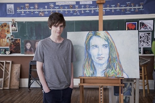 43 best freddie highmore images on pinterest norman for Freddie highmore movies and tv shows