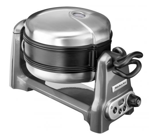 For the perfect waffle - KitchenAid Waffle Maker