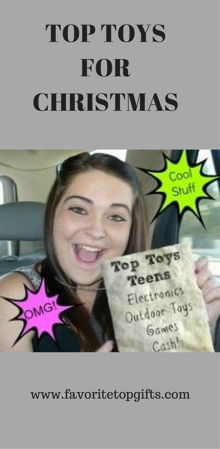 GIFTS FOR TEENAGE GIRLS -  TOP TOYS FOR CHRISTMAS