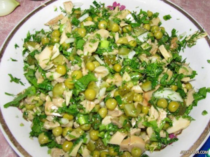 Кулинарные рецепты салаты высоцкая