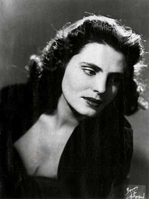 Amália Rodrigues - Portuguese queen of Fado music http://www.enciclopedia.com.pt/articles.php?article_id=1633