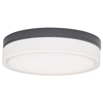 Cirque Outdoor Wall Sconce/Flushmount for stairs