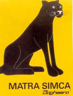 MATRA BAGHEERA (1973-1980) - RETRO