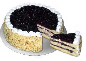 http://www.shop2vizag.com/blueberry-cake.htmlThis Attracting and Sinfully Delicious Cake is the Highlight of Any Occasion. Place an Order for Blur Berry Cake to Celebrate a Party or Send Cake Online to Your Dear One Through our Shop2Vizag.