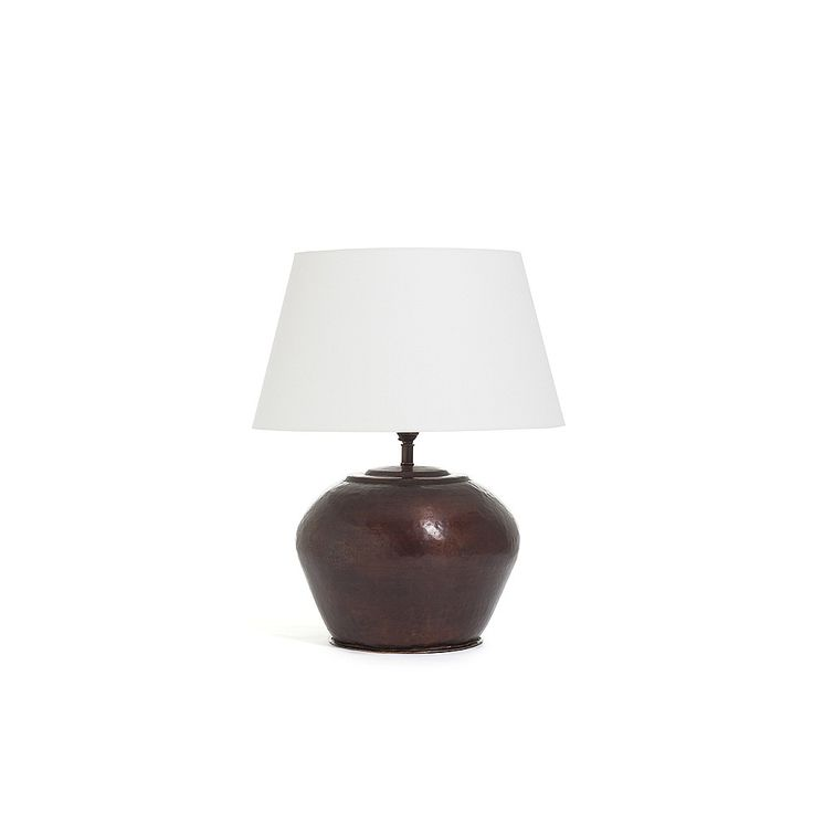 Our bola table lamp offers a versatile and stylish eastern inspired design for you home