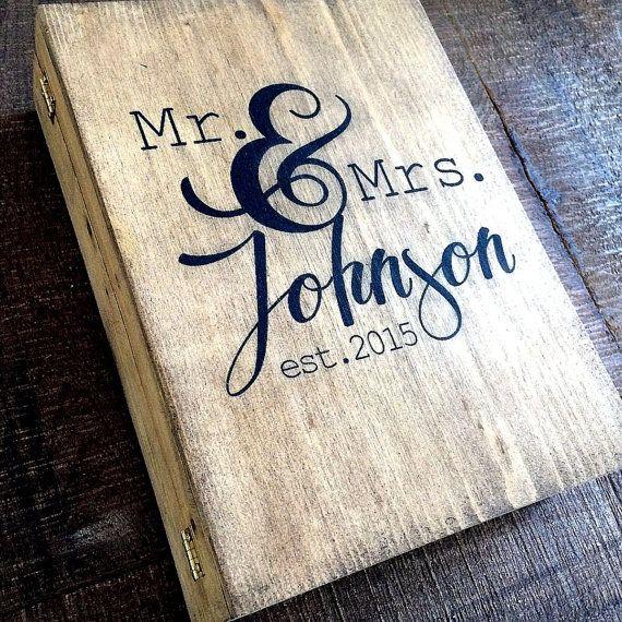 Wedding+wine+box+first+fight+box+wedding+wine+by+FreestyleMom