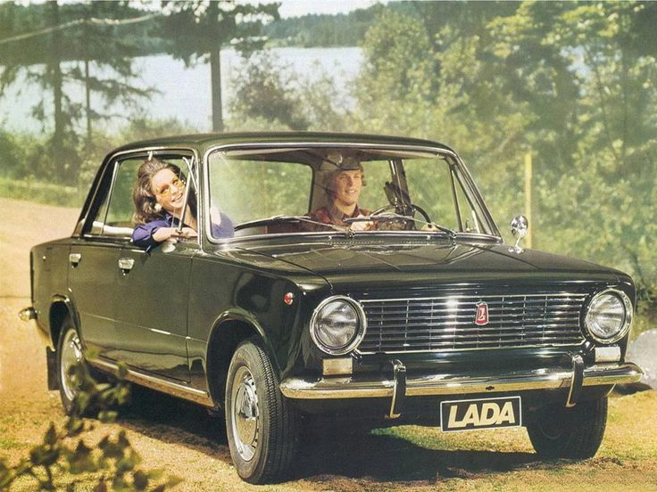 A Lada was our family wheels when I was a kid.