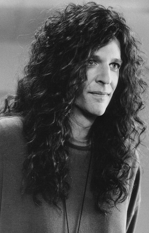 Howard Stern, the best set of locks on any man ever.