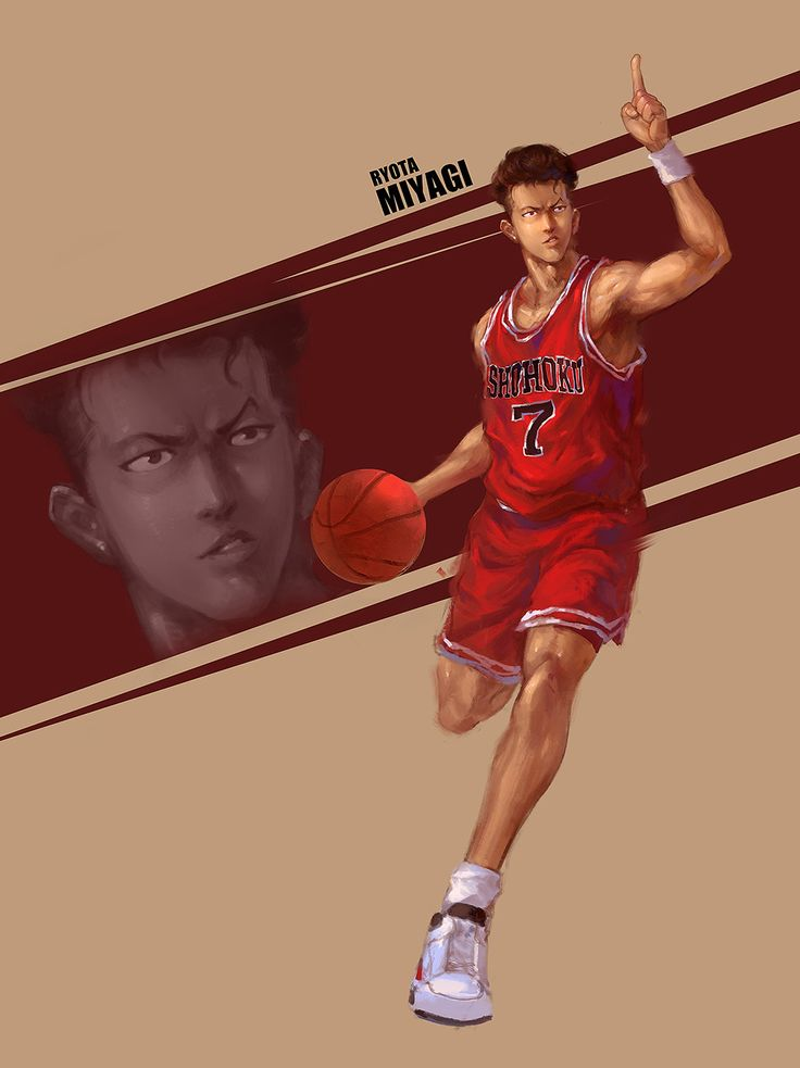 ArtStation - Slam Dunk, WENXU XU