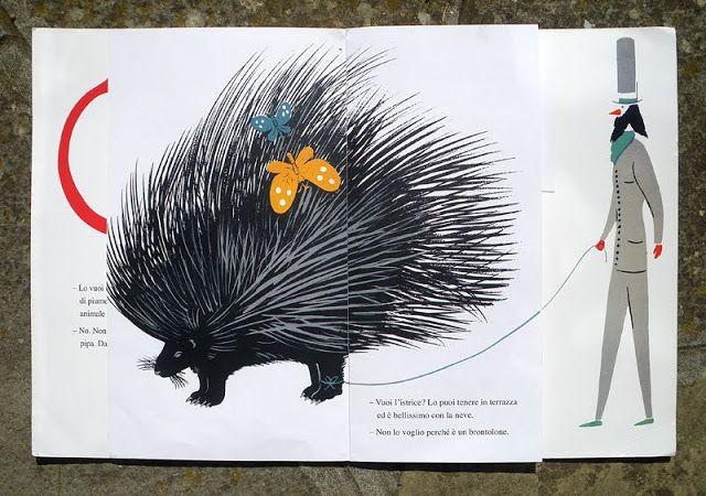 Bruno Munari's Unconventional Zoo