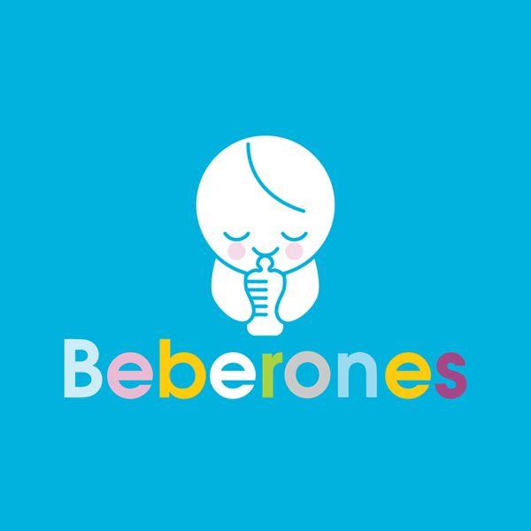 Beberones baby shop (branding) on Behance