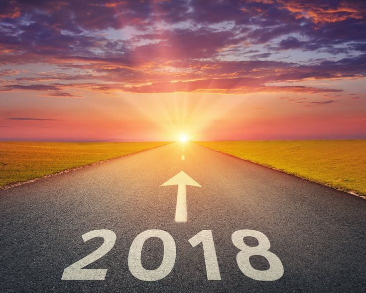 Hd 2018 Happy New Year Wallpaper Desktop PC