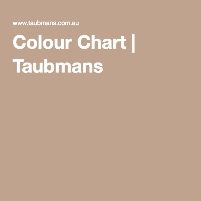 Blue Splash | Colour Chart | Taubmans