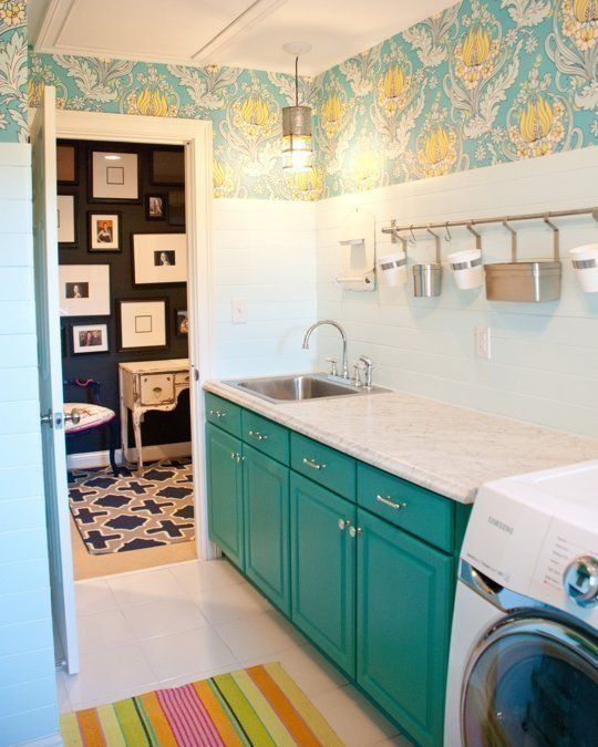 Best 25 Benjamin Moore Turquoise Ideas Only On Pinterest: 25+ Best Ideas About Teal Laundry Rooms On Pinterest