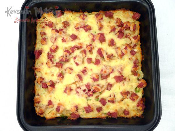 Bayat Ekmek Pizzası Tarifi - Kevser'in Mutfağı - Yemek Tarifleri