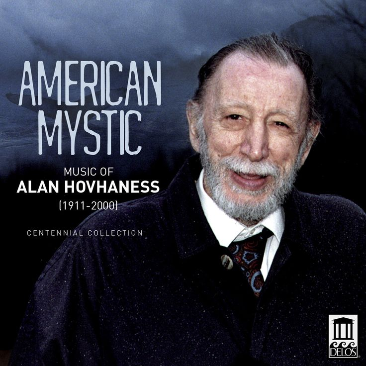Seattle Symphony Orchestra - Hovhaness: American Mystic, Pink