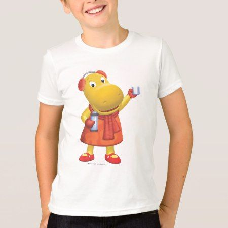 The Backyardigans | Tasha & Coffee T-Shirt - click to get yours right now!