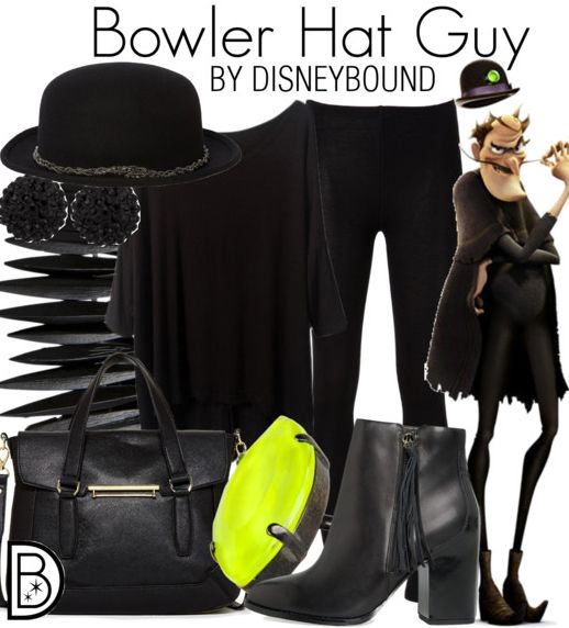 Evil never looked so good! Bowler  Hat Guy from Meet the Robinsons  | Disney…