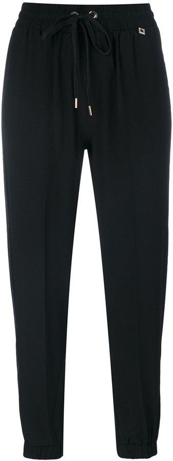 Twin-Set tapered trousers