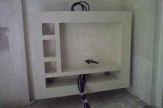 Oltre 25 fantastiche idee su porta tv su pinterest tv a - Porta tv in cartongesso ...