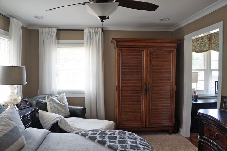 Master bedroom remodel completed 2013 by sherry e deaton for Urban farmhouse creations