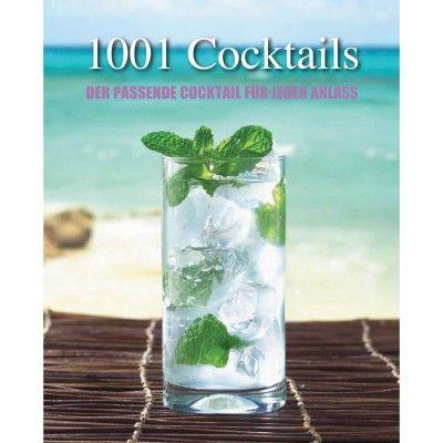 1001 cocktails bog