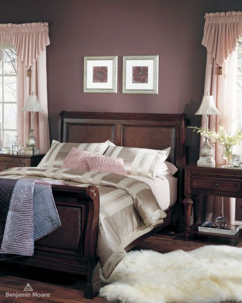 Mens Bedroom Paint Colors Bedroom Plaster Ceiling Design Bedroom Sofas And Chairs Birch Tree Wallpaper Bedroom: Best 25+ Benjamin Moore Purple Ideas On Pinterest