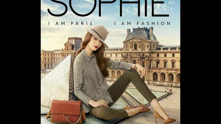 Katalog Sophie Martin Paris April 2017