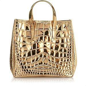 Gold/ Yves Saint Laurent/ Bag | HANDBAGS IN THE CITY? | Pinterest ...