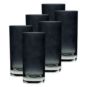 Color Me Cooler Set of 6 Gray now featured on Fab.