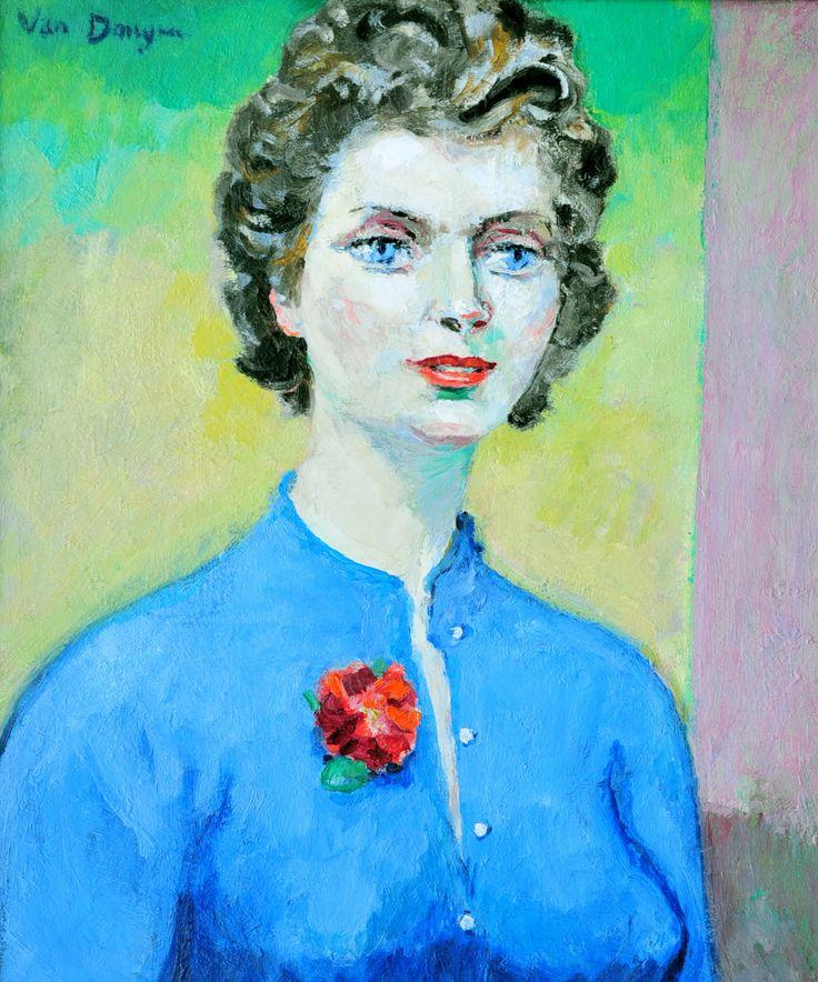 Portrait De Madame Smeets
