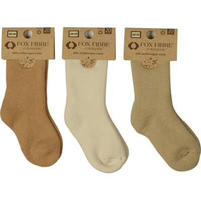 Comfort Socks | 100% Cotton | Colour grown...only place I have found 100% cotton socks for children!
