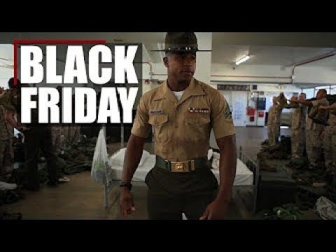 Check out the new video on my channel! Black Friday | Welcome to Bootcamp  https://youtube.com/watch?v=VGupyoIEVHU