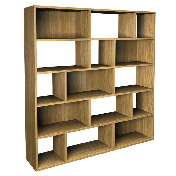 Best Shelves  Room Dividers Images On Pinterest Room - Large bookshelves
