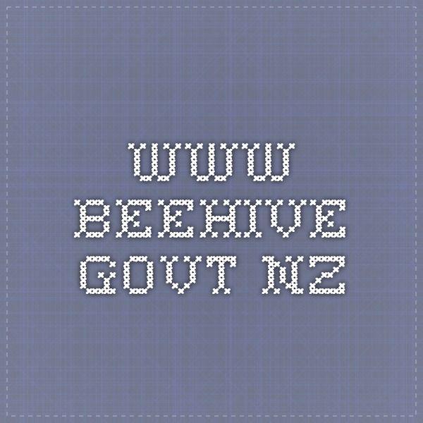 www.beehive.govt.nz system NZ school education policy