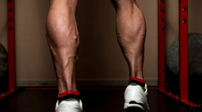 Stuck with small calves? Jolt some growth with these 2 quick tips.