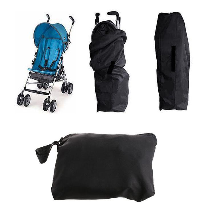Baby Umbrella Standard Double Stroller Pram Pushchair Travel Bag Buggy Cover