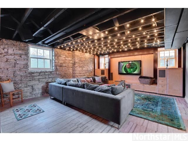 Finished Basement Ideas Remodeling Bar Ceiling Options Cost Basement Wall Panel Design Ideas Small Basement Remodel Diy Basement Remodeling Basement Makeover