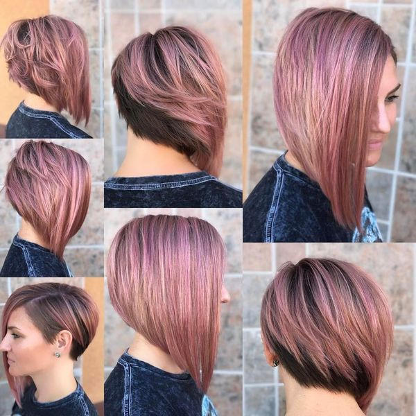 Awesome Lesbian Hair Styles With Shaved Sides For Medium