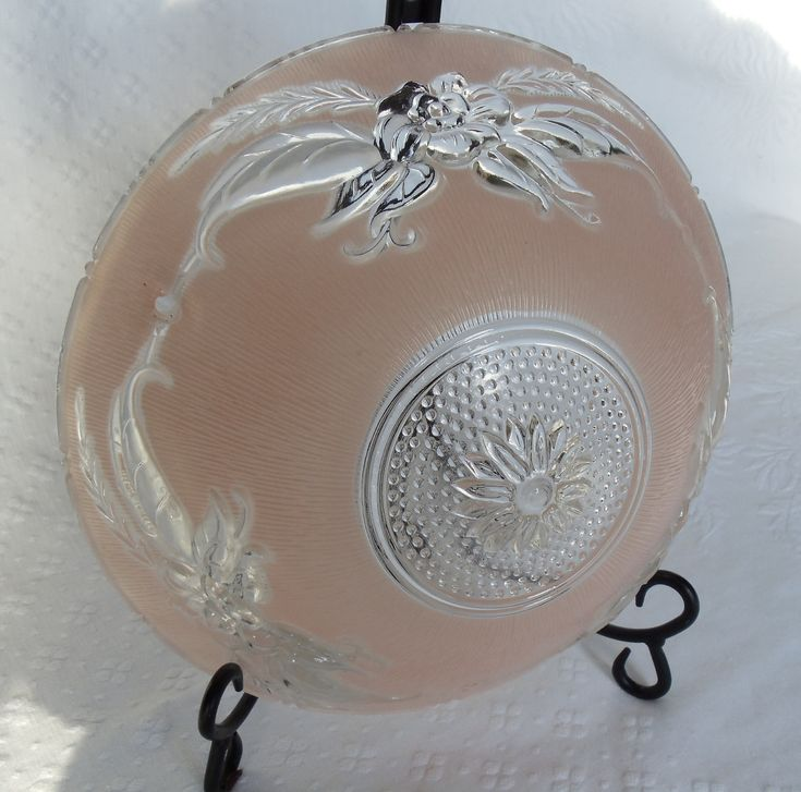 The 25 best ceiling light covers ideas on pinterest drum light vintage dome style ceiling light cover shade rose design 3000 via etsy mozeypictures Gallery