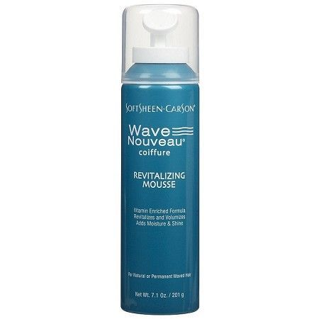 Wave Nouveau Coiffure Revitalizing Mousse 7.1 oz $6.95   Visit www.BarberSalon.com One stop shopping for Professional Barber Supplies, Salon Supplies, Hair & Wigs, Professional Product. GUARANTEE LOW PRICES!!! #barbersupply #barbersupplies #salonsupply #salonsupplies #beautysupply #beautysupplies #barber #salon #hair #wig #deals #wavenouveau #coiffure #revitalizing #mousse
