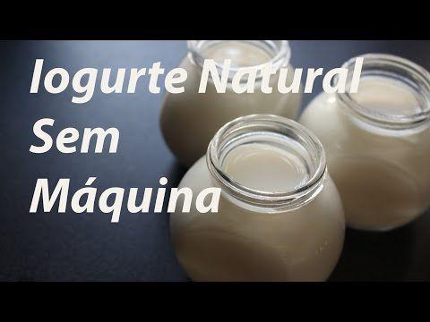 60. Iogurte Natural Caseiro Sem Máquina / Iogurteira - YouTube... Está aqui o video do iogurte Convém guardar uma amostra -50/80gr- deste iogurte para podermos utilizar na próxima preparação do iogurte caseiro. O processo será o mesmo, mas sem a necessidade de comprar um potezinho de iogurte. Esta é daquelas receitas que compensam fazer em casa, especialmente quando encontramos o leite em promoção no supermercado. Quanto menor for a % de gordura do leite menos consistente ele fica. Se…