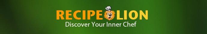 RecipeLion.com Blog Home