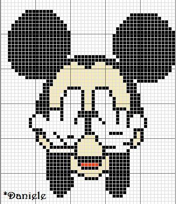 91 besten mickey mouse stitch bilder auf pinterest kreuzstich hama perlen und m use. Black Bedroom Furniture Sets. Home Design Ideas