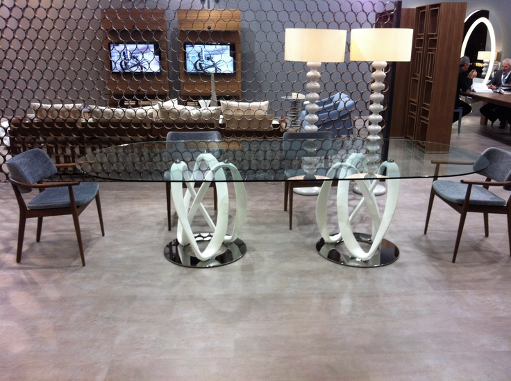 The Studio Harrods visits Porada - Cologne