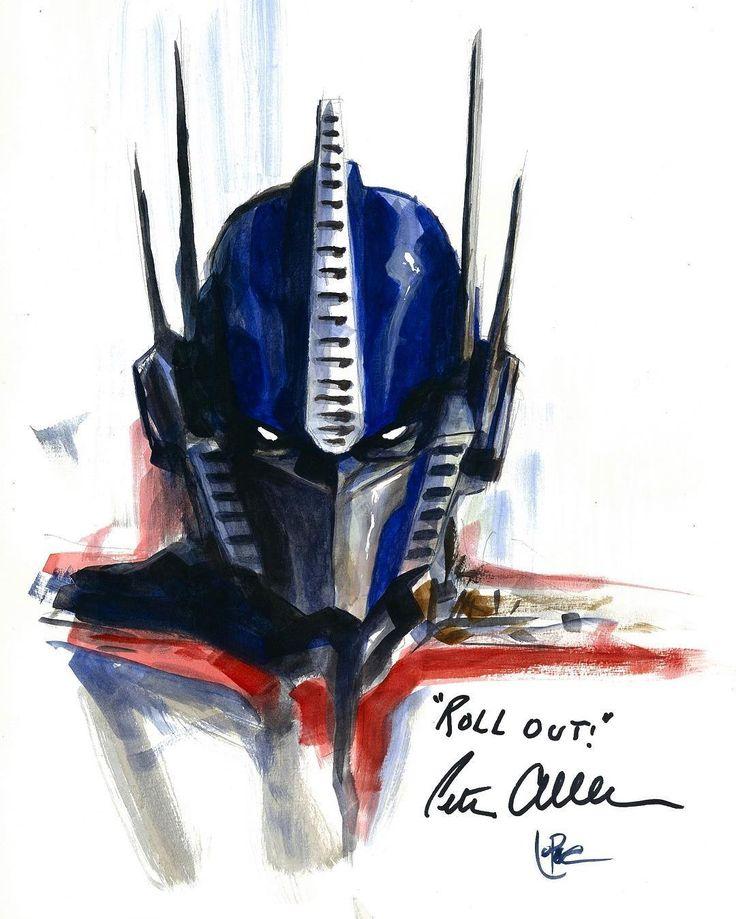 Transformers News: Transformers: Prime Concept Art by Jose Lopez